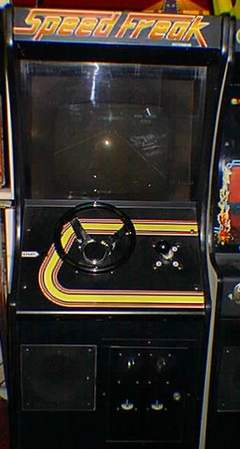 Speed Freak cabinet