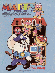 Mappy promotional flyer