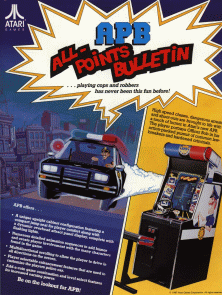 'A. P. B.' promotional flyer