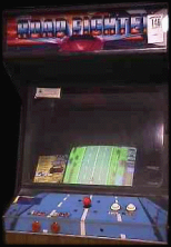 Road Fighter cabinet photo