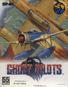 Ghost Pilots promotional flyer
