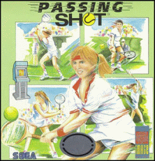Passing Shot promotional flyer