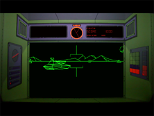 'Battlezone' gameplay screen shot