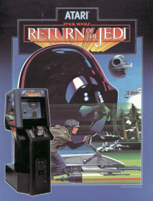 Return of the Jedi promotional flyer