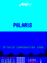 Polaris title screen