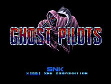 Ghost Pilots title screen