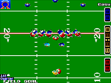 Gridiron Fight gameplay screen shot