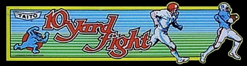 10-Yard Fight marquee