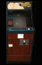 Super Galaxians cabinet photo