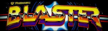 'Blaster' marquee