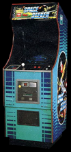 Space Seeker cabinet photo