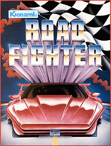 Road Fighter promotional flyer