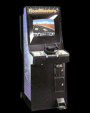 Road Blasters cabinet photo