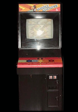 Marble Madness cabinet photo