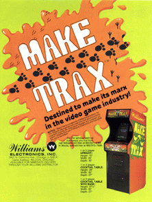 Make Trax promotional flyer