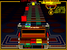 Klax gameplay screen shot