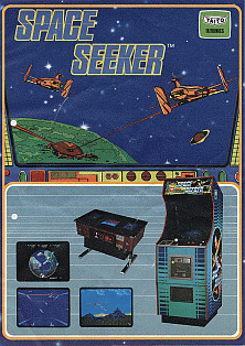 Space Seeker promotional flyer