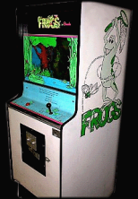 Frogs cabinet photo