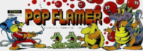 Pop Flamer marquee