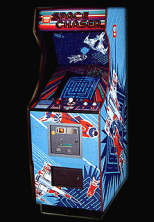 Space Chaser cabinet photo