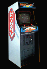 'Robotron 2084' cabinet photo