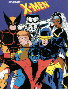'X-Men' promotional flyer