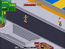 '720' gameplay screen shot